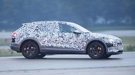 Audi e-tron quattro, il Suv elettrico arriverà nel 2018