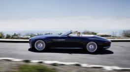 Mercedes Maybach Vision 6: il lusso elettrico del futuro