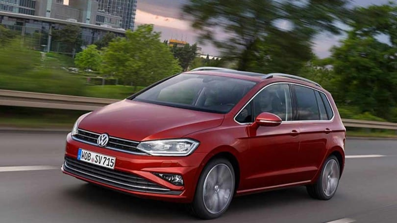 Volkswagen Golf Sportsvan, il restyling è tecnologico