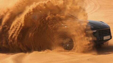 Nuova Porsche Cayenne, oltre 4 milioni di chilometri di test