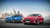 Opel a Francoforte, Insignia si fa in tre