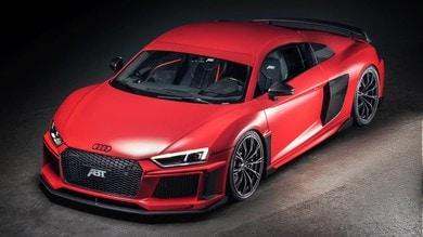 Audi R8, ecco la cura totale di ABT