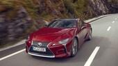 Lexus LC 500 Hybrid, manifesto futurista formato GT