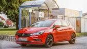 Opel Astra EcoM a metano, con 19 euro fa 450 km