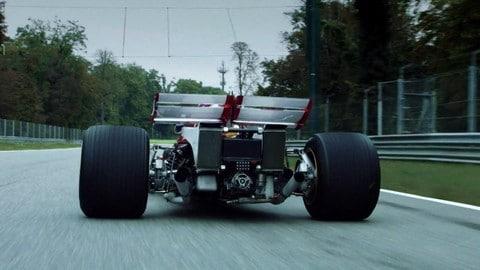 Ferrari 312B, la sinfonia del 12 cilindri: clip in esclusiva