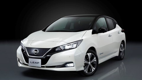 Nuova Nissan Leaf, le foto