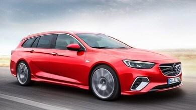 Opel Insignia GSi, dopo la berlina ecco la Sports Tourer