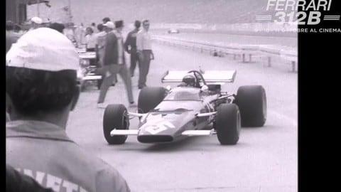 Ferrari 312B, Jacky Ickx la ricorda così