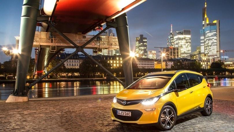 Opel Ampera-e, una-economy run da 750 km