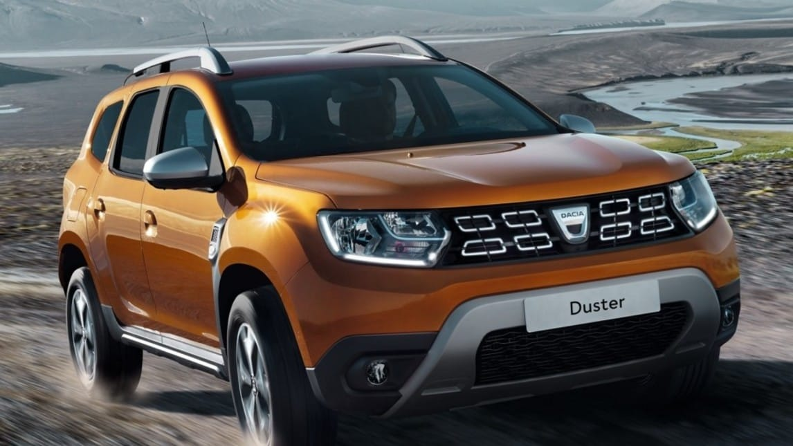 Dacia duster 2018 foto for Immagini dacia duster