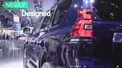 Toyota Land Cruiser, l'eterno fuoristrada si rinnova