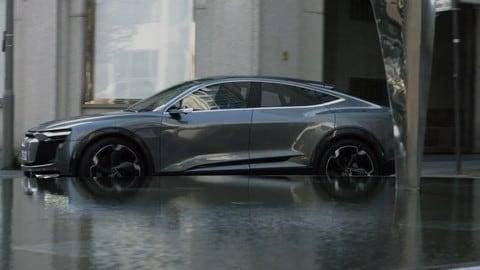Audi Elaine concept, a Francoforte l'automazione di livello 4