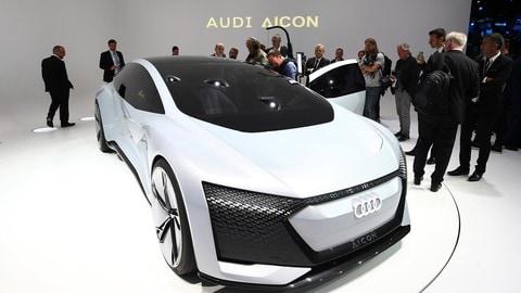 Audi Aicon Concept, le foto
