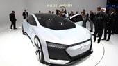 Audi Aicon ed Elaine, a Francoforte l'auto è sempre più intelligente