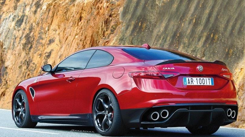 Alfa romeo ecco i modelli in arrivo fino al 2022 for Auto prossime uscite