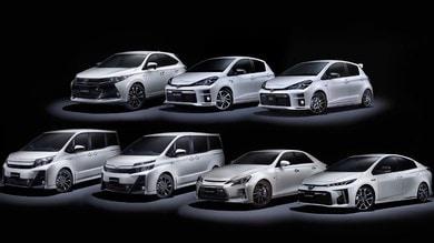 Toyota svela la linea sportiva GR per il Giappone
