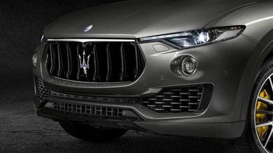 Maserati Levante GTS, avrà il V8 turbo Ferrari