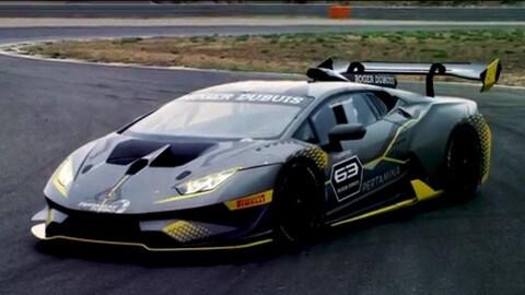 Lamborghini Huracàn Super Trofeo Evo: nuovo uragano da pista