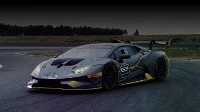 Lamborghini Huracàn Super Trofeo Evo, oltre la potenza
