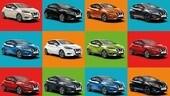 Nissan guida alla scelta del colore giusto