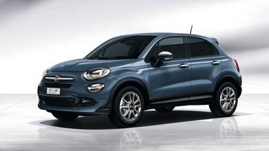 Fiat 500X Edition, crossover per i giovani a 16.900 euro