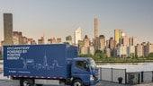 Mercedes, il primo camion elettrico è su strada con UPS