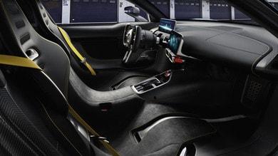 Mercedes Project One, l'hypercar veste italiano con Dinamica