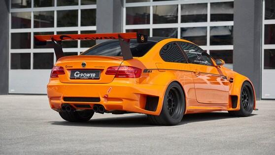 G-Power, l'uragano BMW M3 da 720 cavalli
