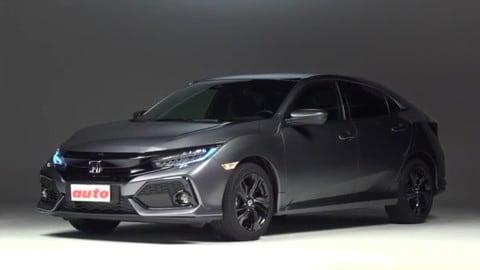 Honda Civic, grinta tre cilindri