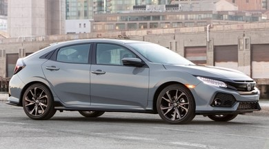 Honda Civic, grinta tre cilindri turbo: la video prova
