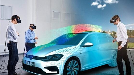 Volkswagen Golf, la serie 8 è già realtà (virtuale)