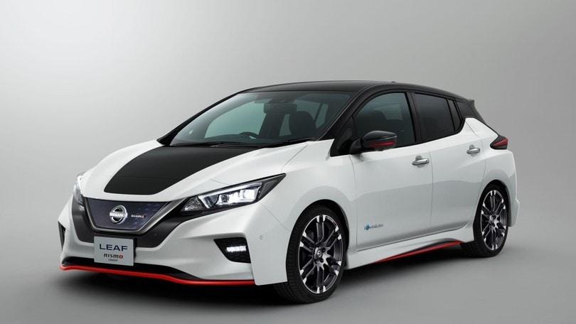 Nissan al Salone di Tokyo, Leaf e Serena diventano Nismo