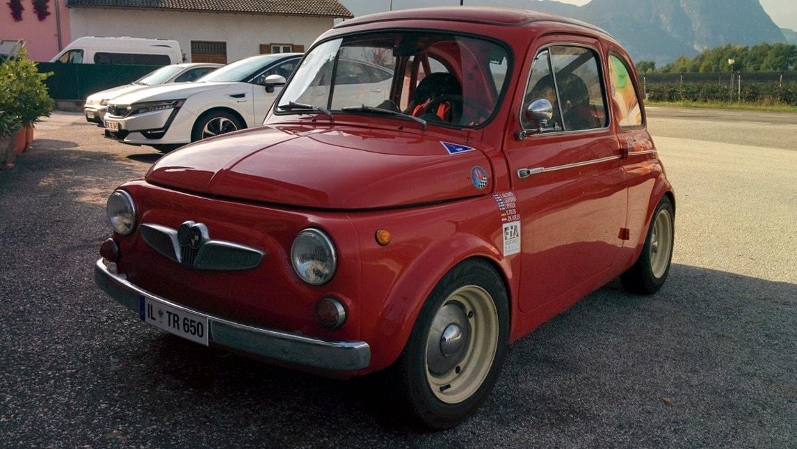 Casino Austria Fiat 500