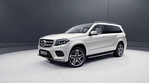 Mercedes GLS Grand Edition: foto