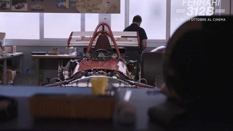 Ferrari 312B, Barilla fa rivivere la leggenda anni '70