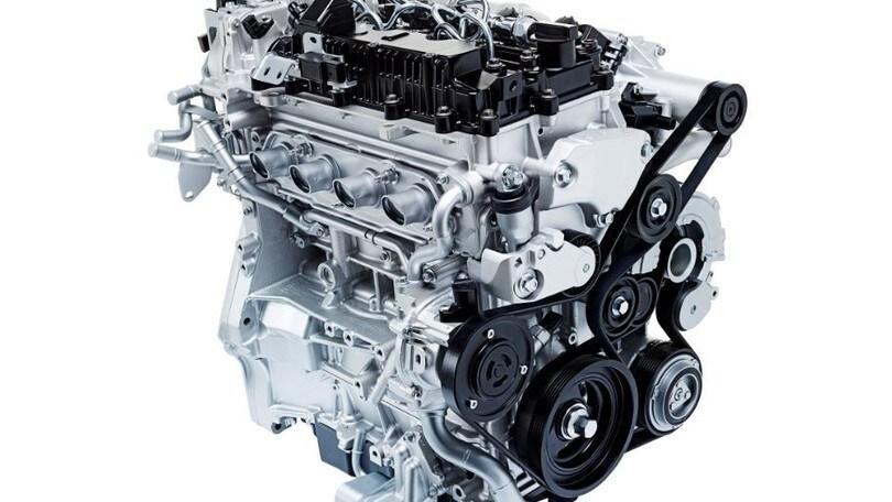 Mazda al Salone di Tokyo con Skyactiv-X, il benzina a compressione