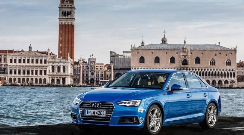 Audi, il mild hybrid arriva sulla gamma A4 e A5