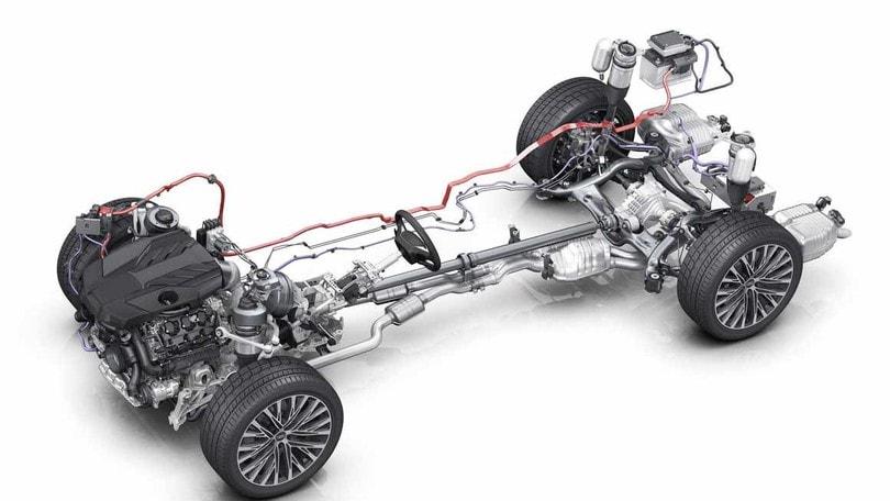 Bosch, arriva la super batteria da 48 V per le auto ibride
