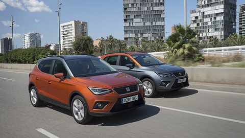 Seat Arona, il mini-Suv made in Barcellona: foto