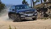 Nuova BMW X3, sportiva e confortevole: primo contatto