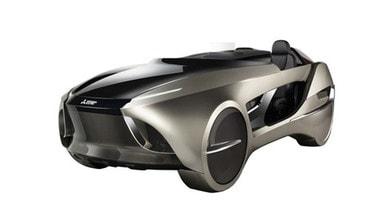 Mitsubishi EMIRAI 4 Concept, tra porte luminose e HUD evoluto