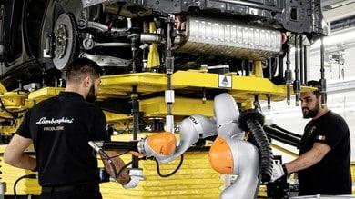 Lamborghini, il nuovo impianto è pronto per la Urus