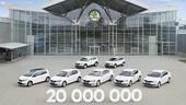 Skoda, una storia da 20 milioni di auto