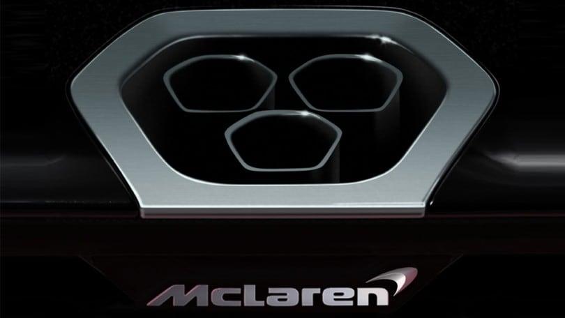 Arriva una super-McLaren estrema,nome in codice BP23