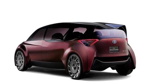 Toyota Fine-Comfort Ride Concept: foto