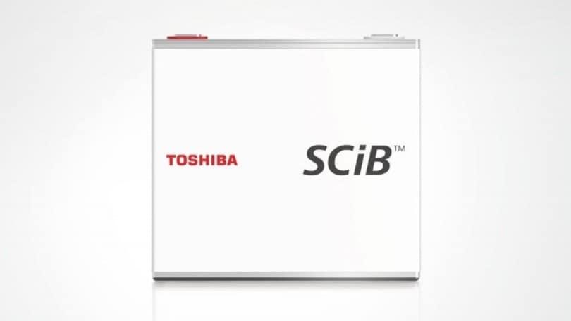 Toshiba, pieno in sei minuti con le batterie al niobio titanio