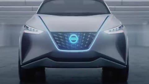 Nissan IMx Concept, il crossover elettrico e autonomo