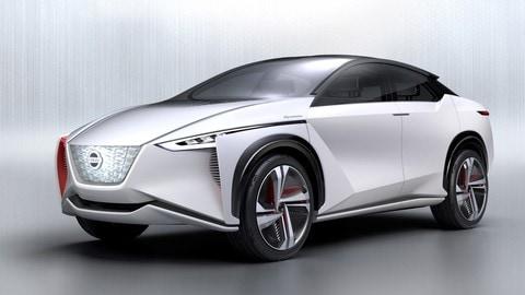 Nissan IMx Concept: foto