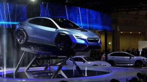 Subaru Viziv Performance Concept al Salone di Tokyo 2017