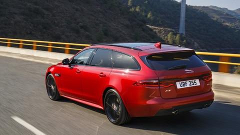 Jaguar XF Sportbrake, il test della wagon inglese